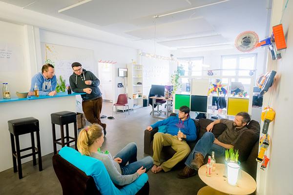 4 решения в дизайне офиса для повышения эффективности работы