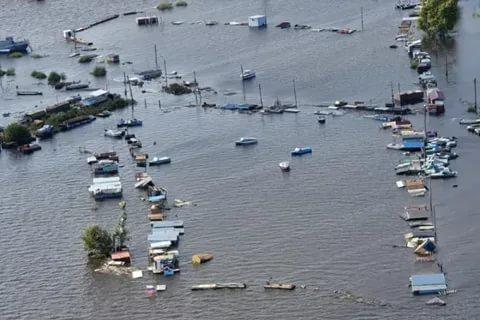 Паводок в Хабаровском крае нанес ущерб почти 2 млрд рублей