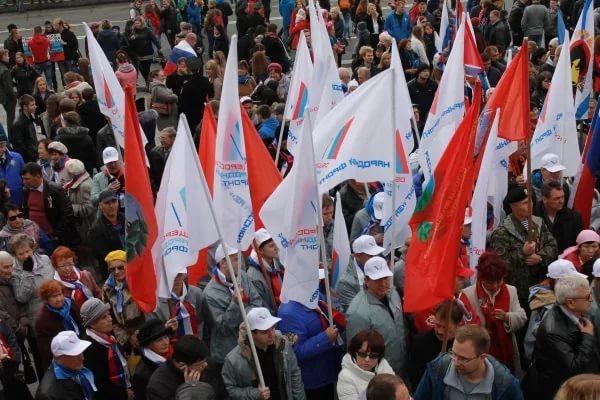 Работники оборонных заводов Приморья устроили митинги