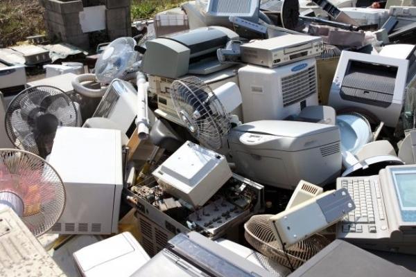 Жители Москвы могут сдать бытовую технику на переработку
