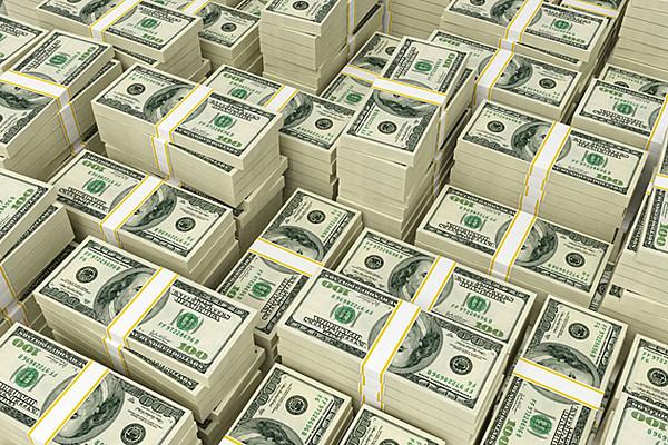 Около 1трлн долларов вывели из России заминувшие 30лет