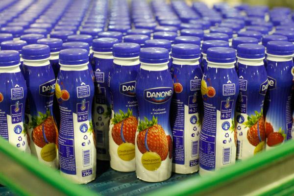 Danone не будет участвовать в эксперименте по маркировке молочки