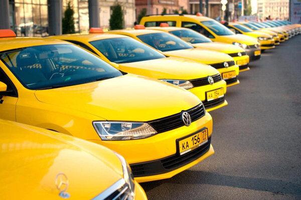 В России могут ограничить число разрешений на такси