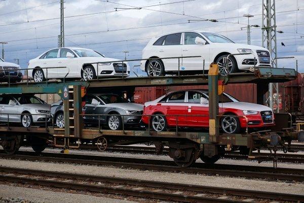 Экспорт российских машин увеличился почти на 30%