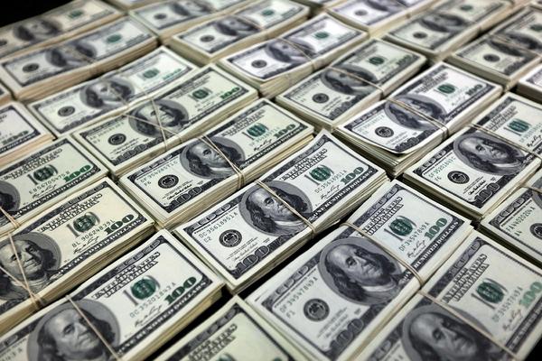 МВФ: мировой долг достиг 188 трлн долларов