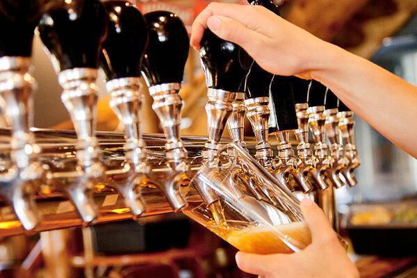 В Росалкогольрегулировании отметили падение продаж пива в РФ