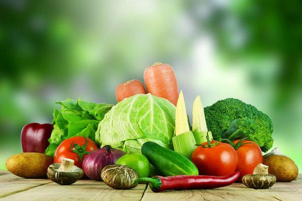 Россияне стали употреблять меньше овощей