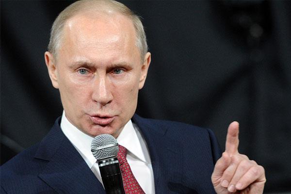 Путин: власти спасли российскую экономику от разрушения