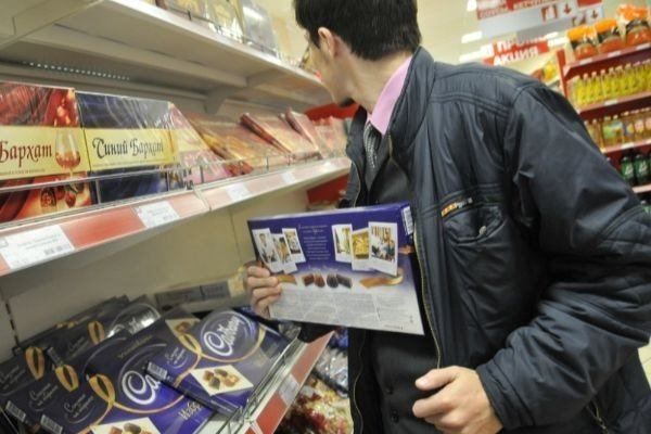 Эксперты определили самые похищаемые товары в магазинах России