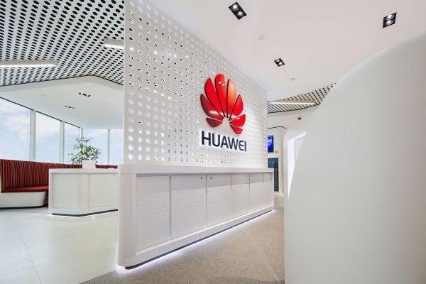 Huawei получил рекордную выручку с продаж в России