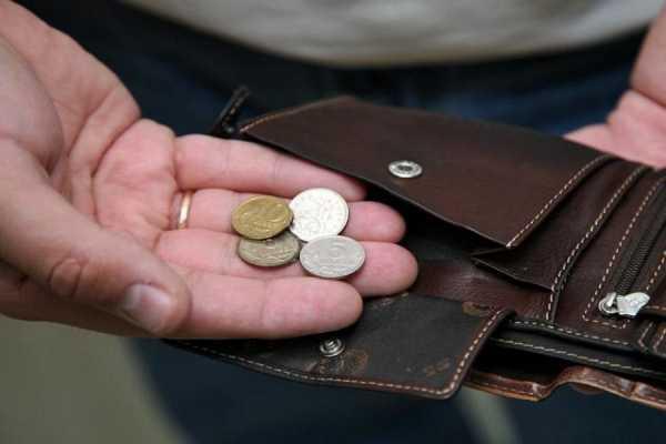 В Минэкономразвития объяснили падение реальных доходов граждан