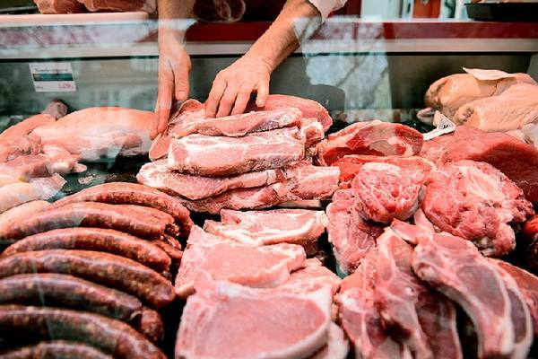 ЦБ: рост цен на мясо и птицу в июле приостановился
