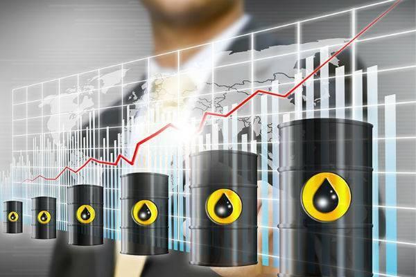 Нефть начала неделю торгов ростом цены