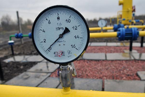Украину ждет дефицит газа