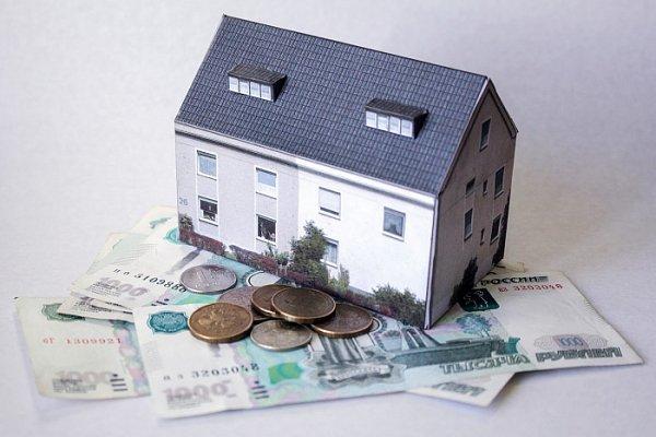 Долги жителей России по ипотеке превысили 7трлн рублей