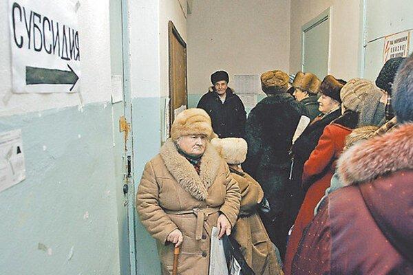 Росстат заявил о росте бедности в России