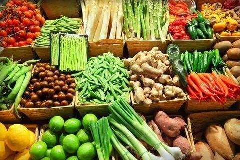 В России упали цены на овощи
