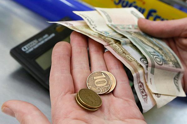 Жители России не получили прибавки к зарплате