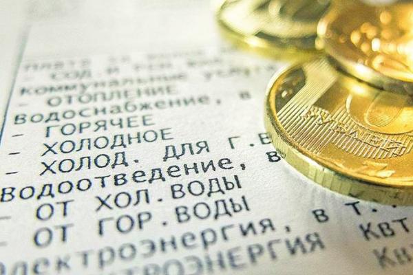Власти отметили низкую культуру потребления граждан России из-за долгов по ЖКУ