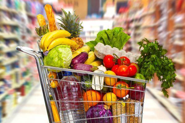 В России упали цены на продукты питания