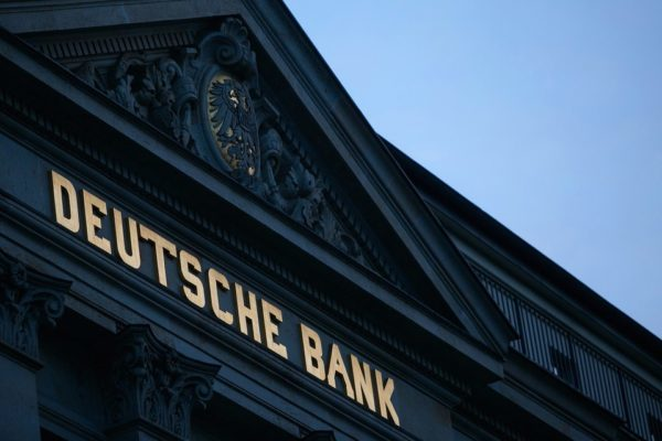 В Deutsche Bank прогнозируют финансовый крах Европы