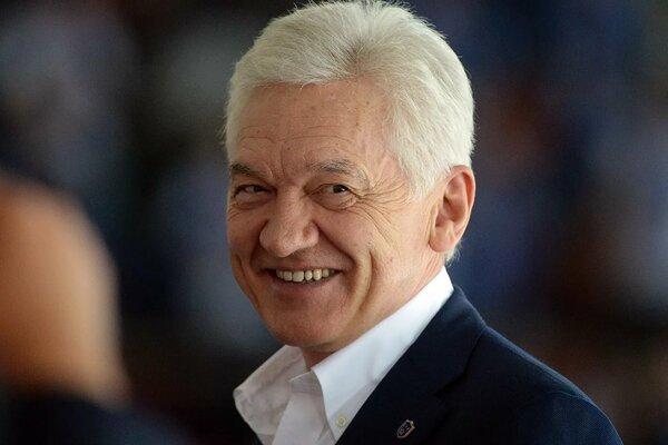 Геннадий Тимченко занял второе место в рейтинге богатейших россиян