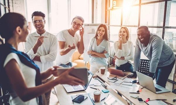 Как сформировать культуру позитива и привести бизнес к успеху