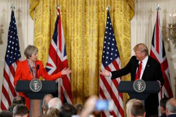 Как США и Британия присваивают чужое золото