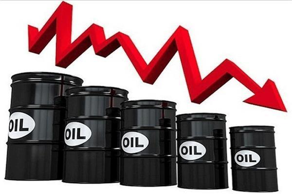 Цена нефти упала на 6,5% за сутки