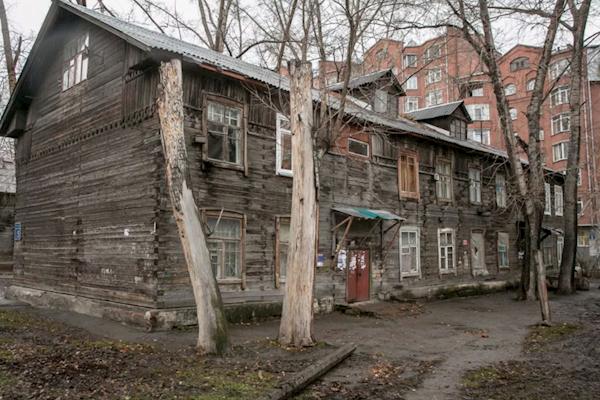 Волгоградской области выделят средства на переселение из ветхого жилья