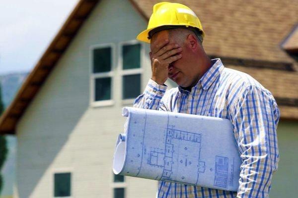 В России растет число банкротств строительных компаний
