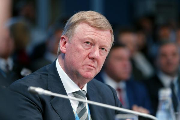 Чубайс высказался по поводу пенсионных накоплений россиян