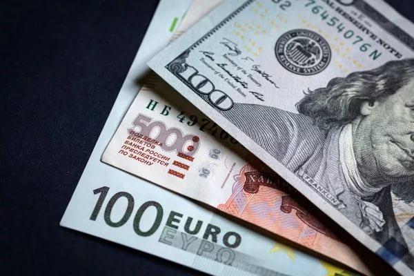 Банк России закупил иностранную валюту
