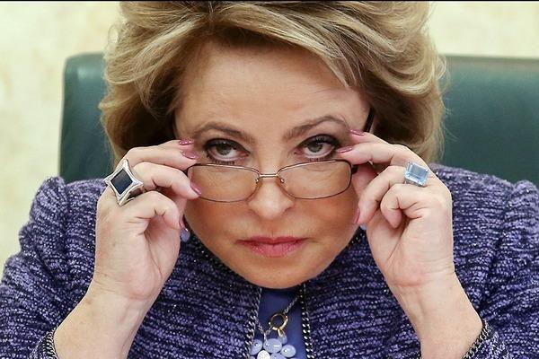 Матвиенко: жители России не смогут накопить на пенсию
