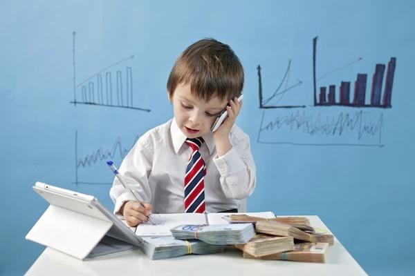 Как связаны экономика и воспитание детей