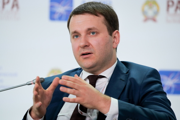 Орешкин: доходы россиян вырастут до конца 2019 года