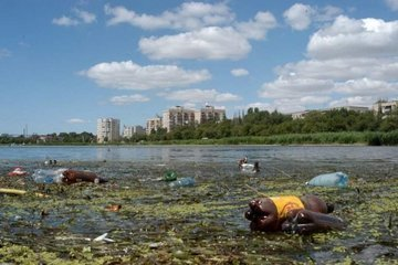 Нижний Новгород получит на очистку Волги 3,3 млрд рублей