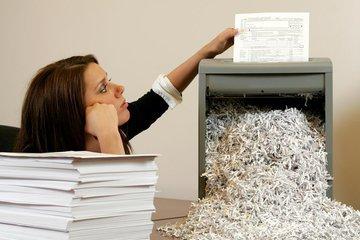 Никогда не выкидывайте эти документы