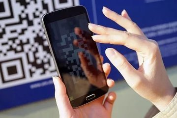 В России введут оплату покупок по QR-коду с будущего года